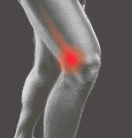 löpning ont i knä