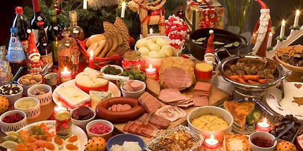 mat till julbord