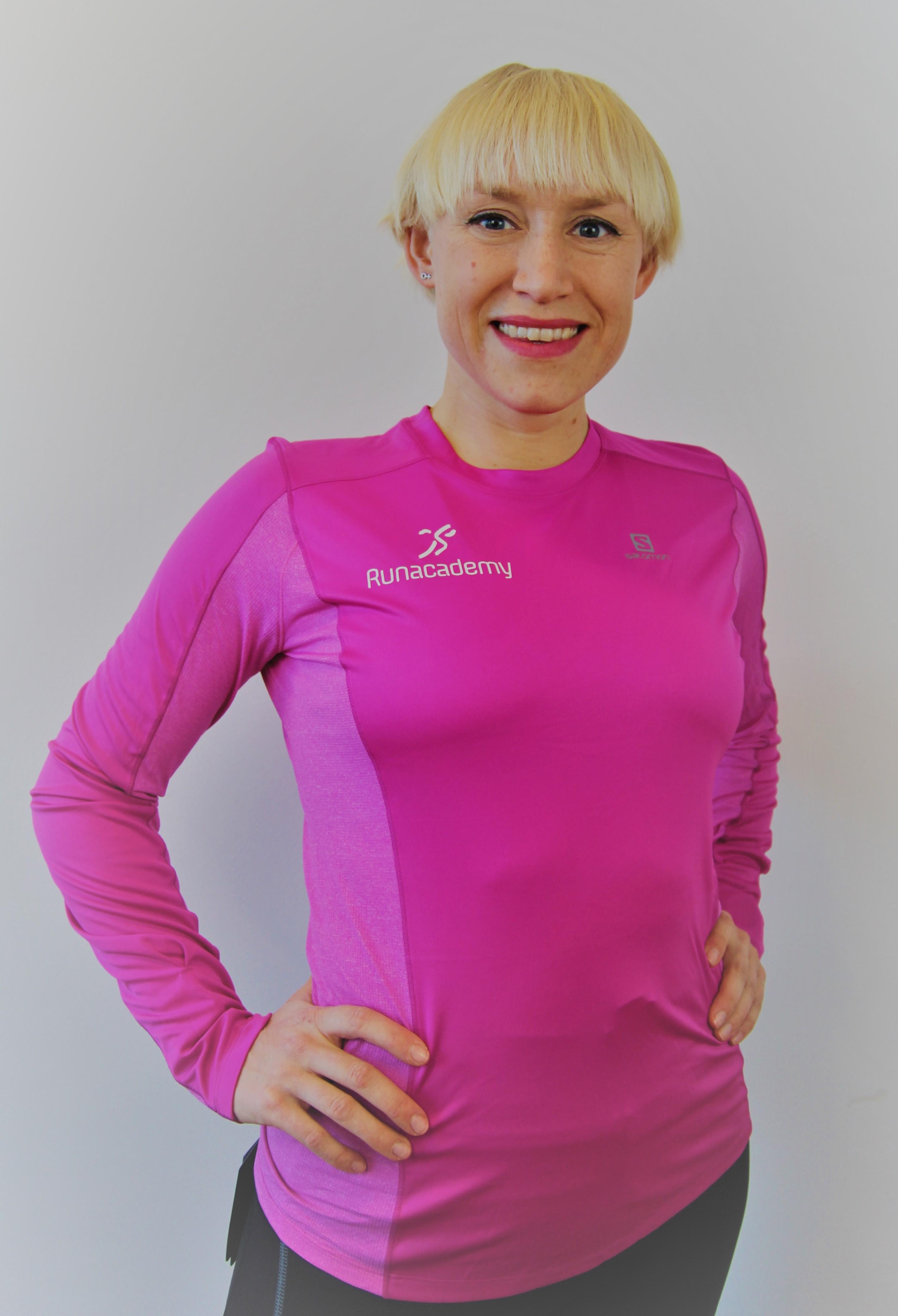rosa tröja fram