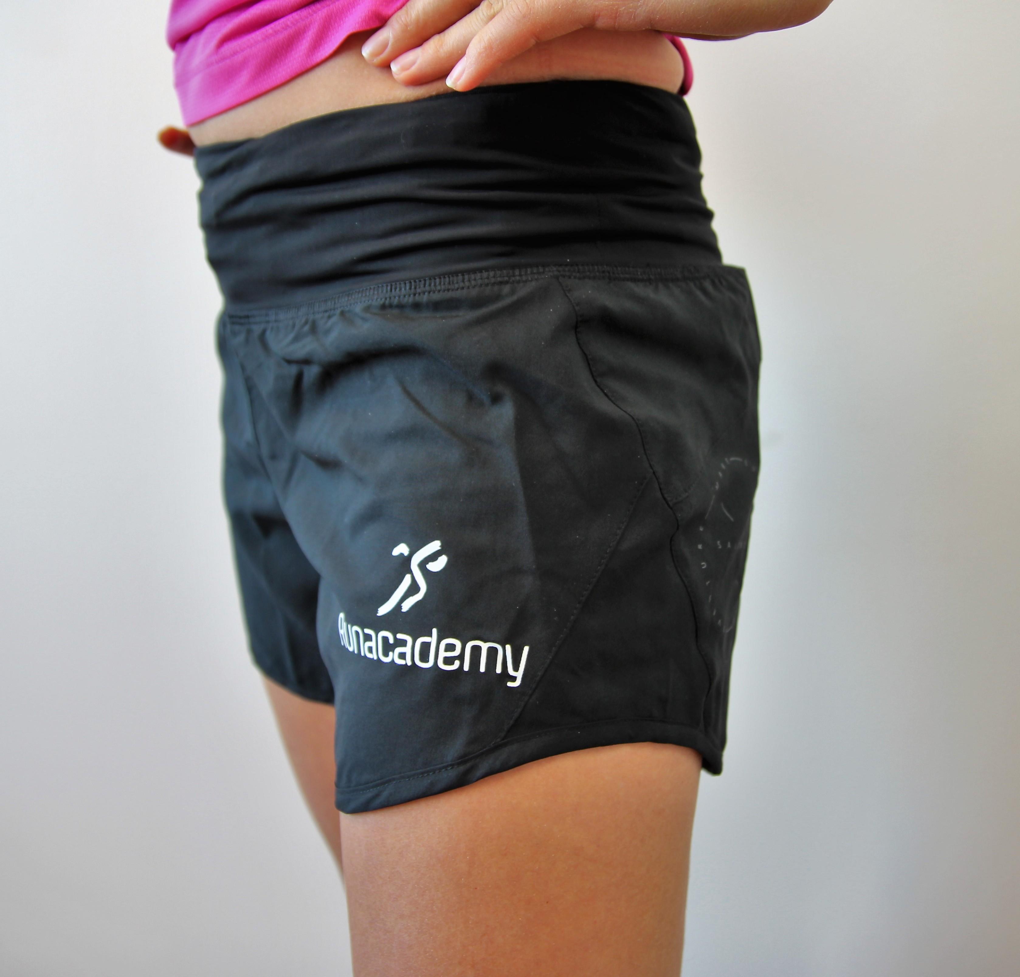 svarta shorts sida