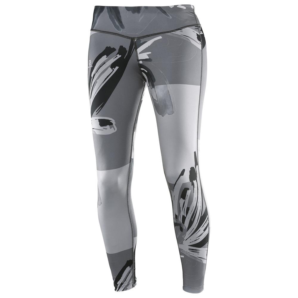 svartgrå tights