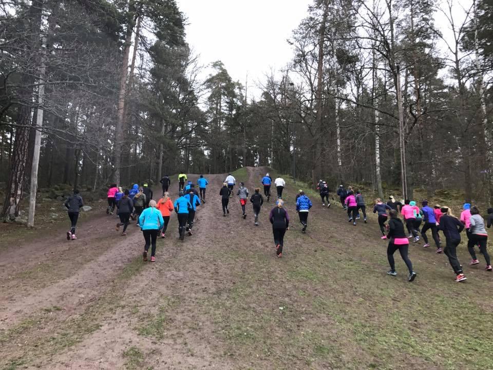 linköping löpstyrka i backe