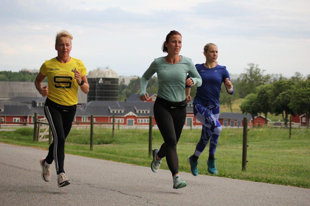 springa varje dag