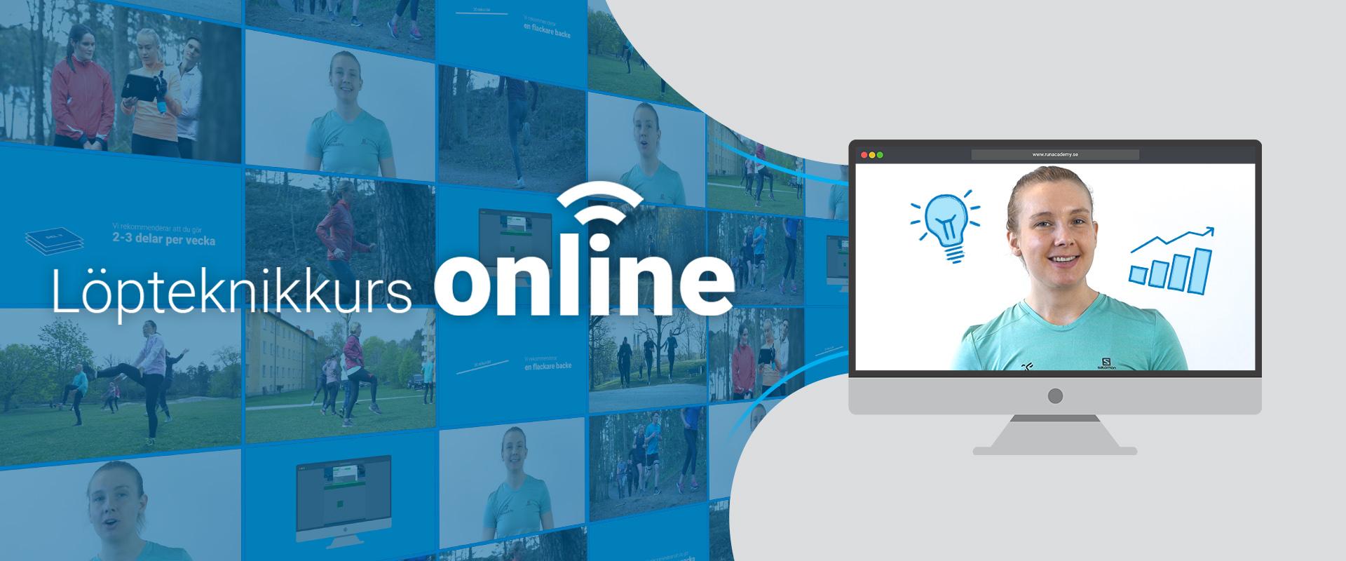 Löpteknik - Utvecklas med vår löpteknikkurs online