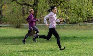 intervallträning löpning