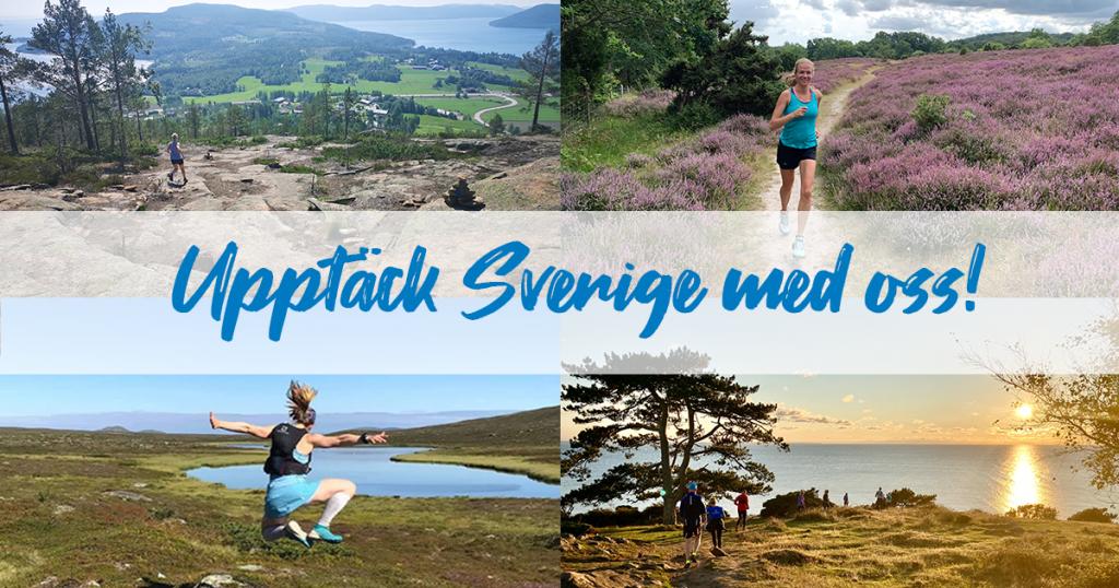 Löparresor och träningsresor i Sverige!