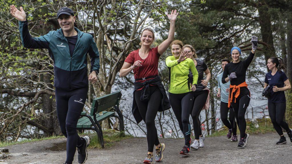 Fördelar med löpträning